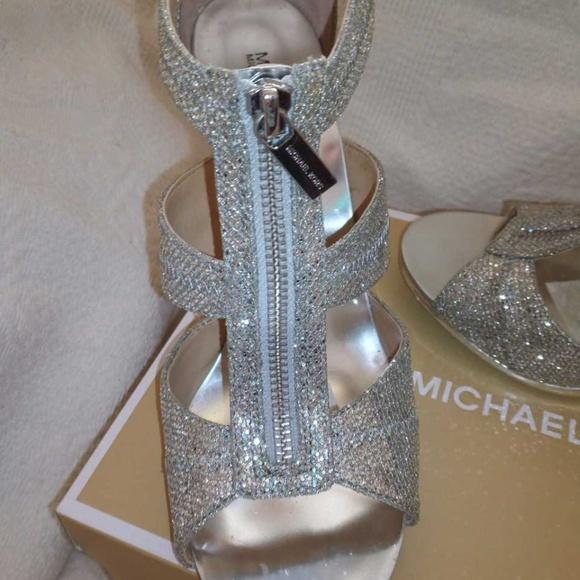 Michael Kors Shoes - Michael Michael Kors Women's Berkley T-Strap Heels